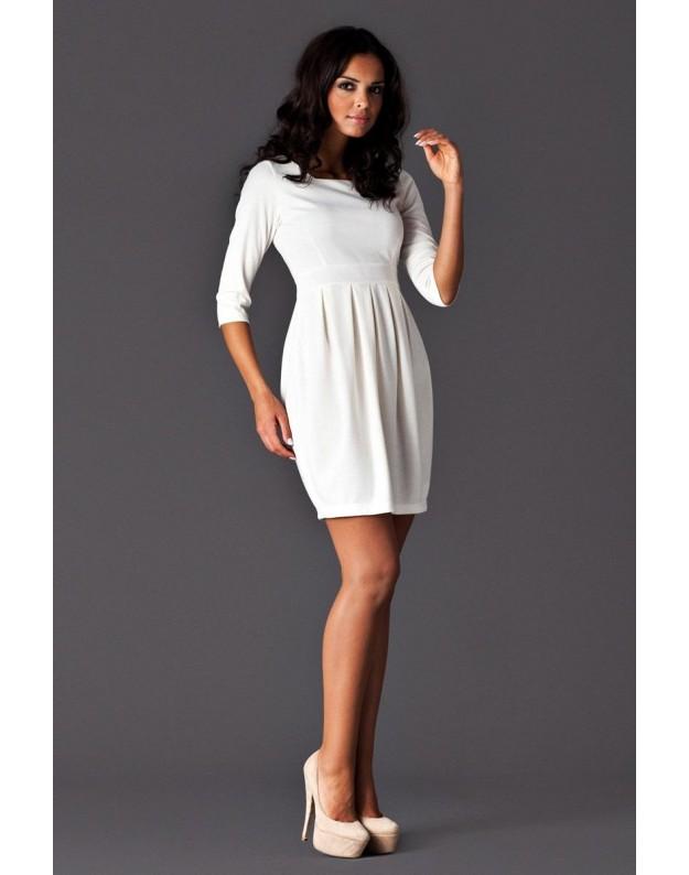 Suknelė adorable (Nebalintos drobės spalva)