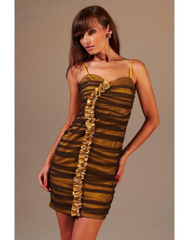 Proginė suknelė 'Doris' (Geltona)