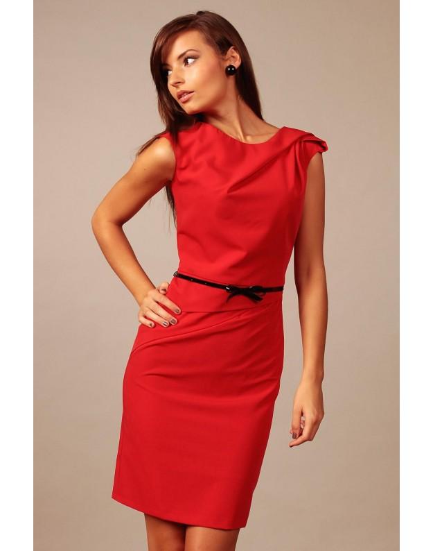 Suknelė Estera (Raudona)