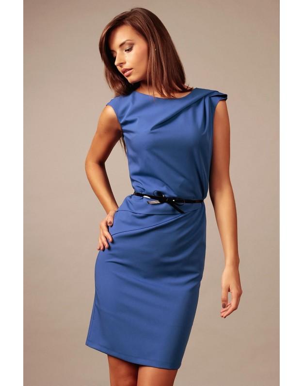 Suknelė Estera (Mėlyna)