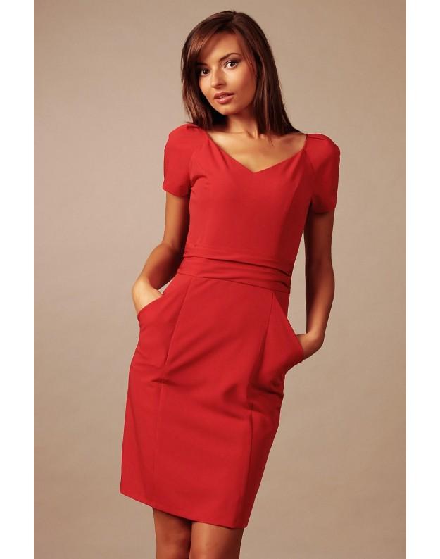 Suknelė Michelle (Raudona)