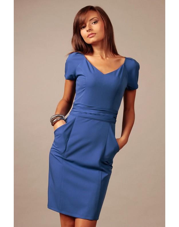 Suknelė Michelle (Mėlyna)