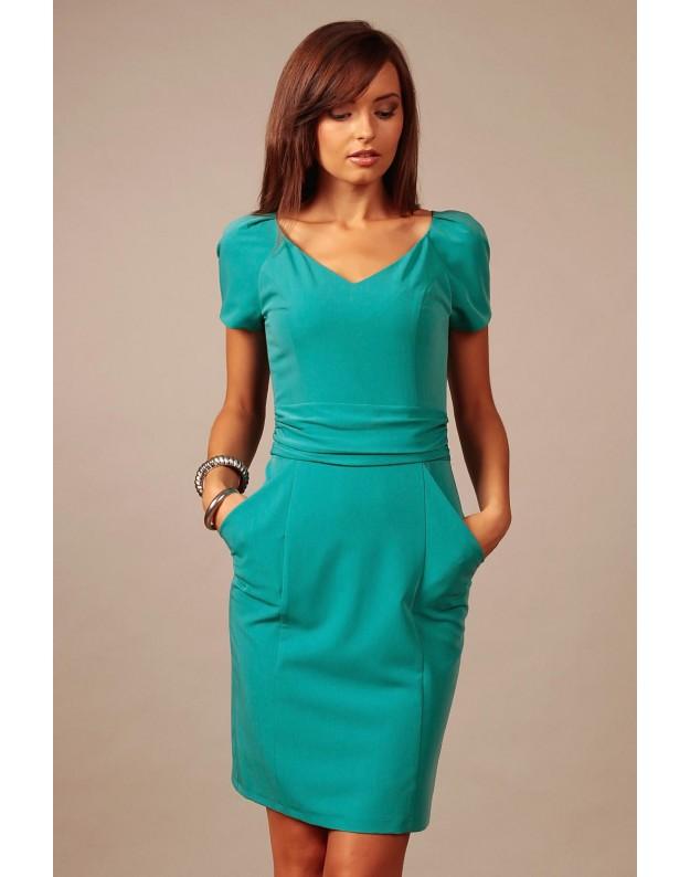 Suknelė Michelle (Turkio spalvos)