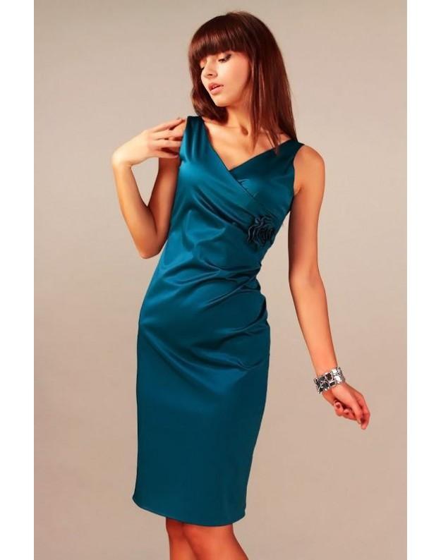 """Suknelė """"Afroditė"""" (Jūros spalva)"""