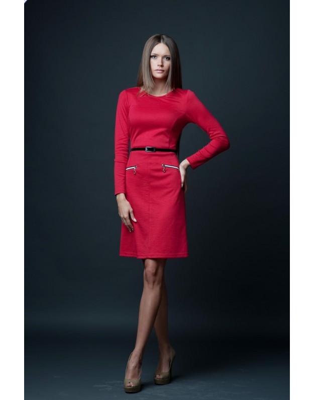 """Suknelė """"Gabija"""" (Raudona)"""