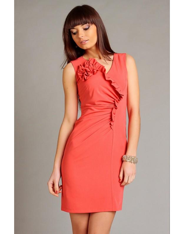 Suknelė Chantale (Koralų)