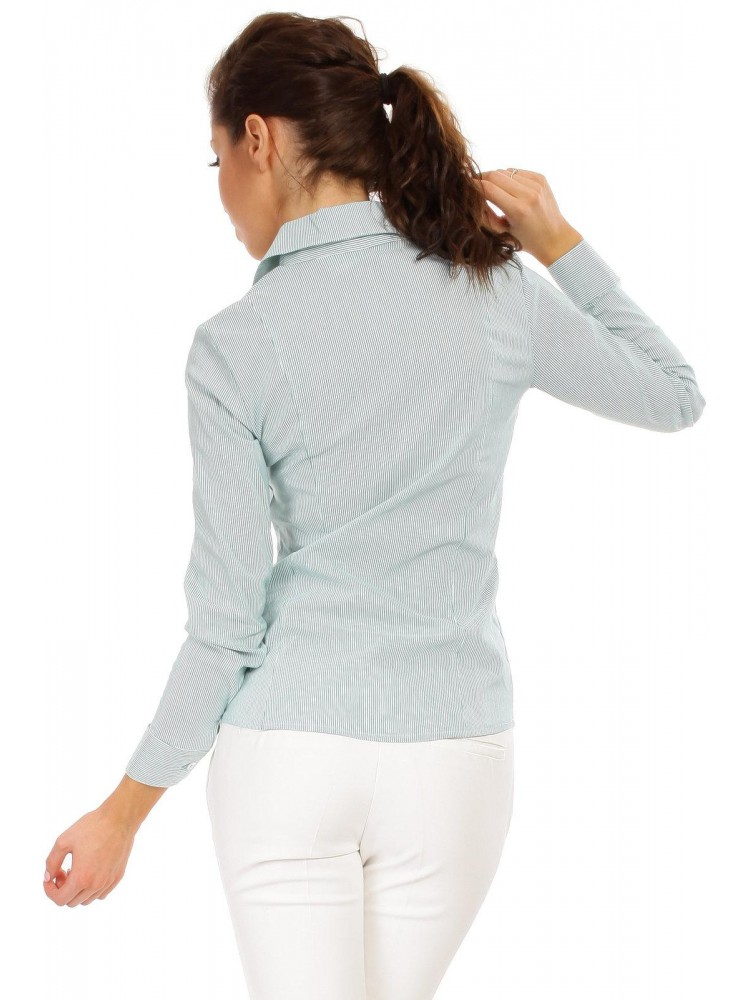 "Marškinėliai ""Eliza"" (Žalsvi)"