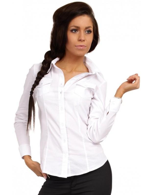 """Marškinėliai """"Marija"""" (Balti)"""