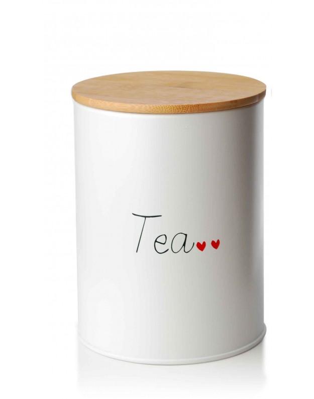 Paprasta arbatos dėtuvė