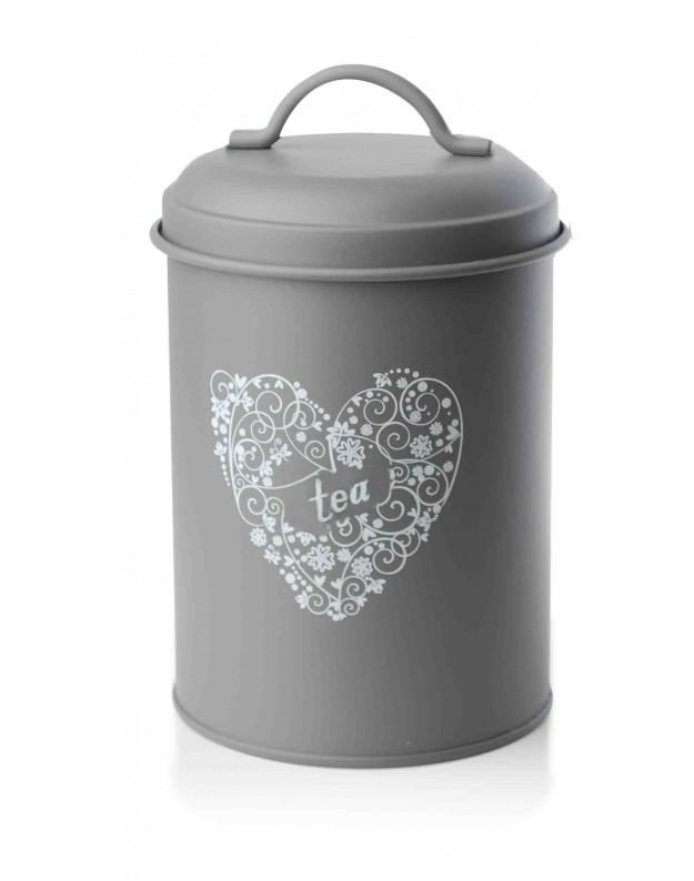"""Metalinė arbatos dėtuvė - """"Širdelė"""""""